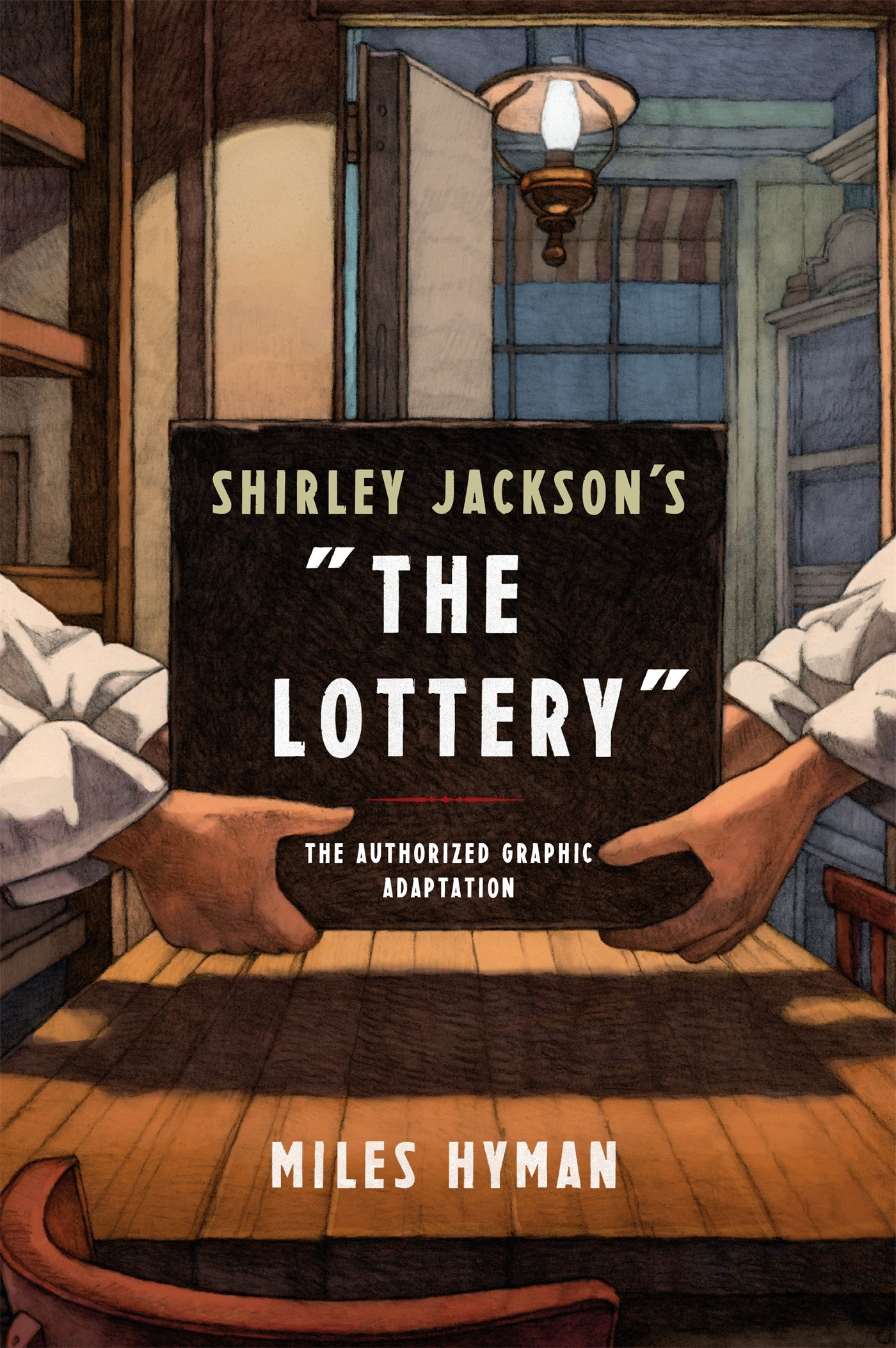 the typical lottery story of a small town in shirley jacksons the lottery Shirley jackson's the lottery shirley jackson's the lottery is an excellent example of an allegorical short story in this story, the reader learns of a town's lottery that takes place once a year, every year.